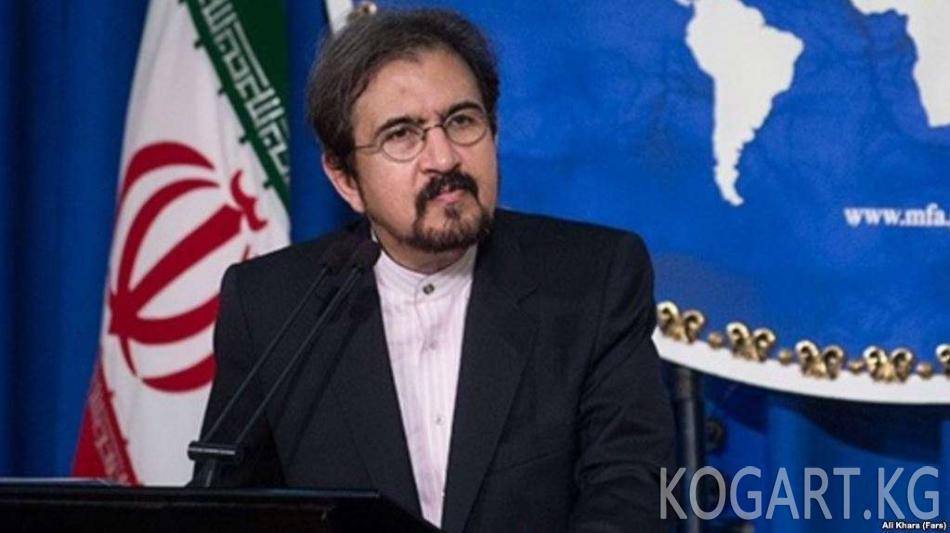 Иран: Тегеран Тажикстанга бир туугандай мамиле кылат