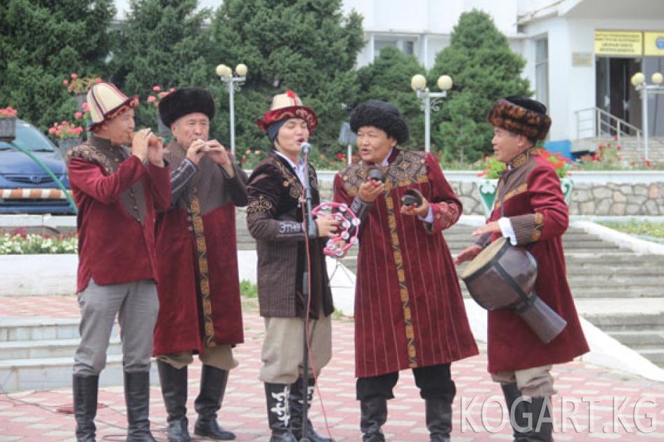 «Этно-Ош» чыгармачылык тобу фестивалга катышуу үчүн Казакстанга...