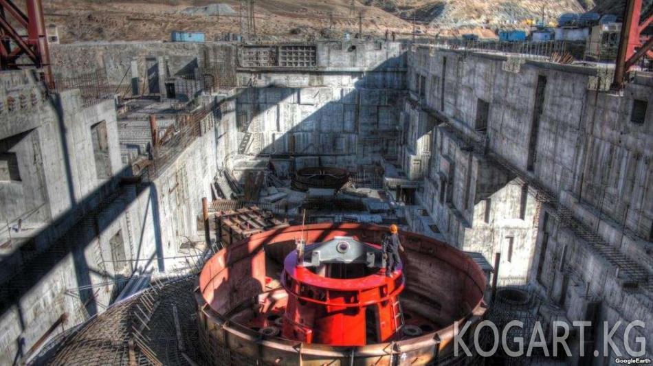 Ташкентте Камбар-Ата-1 ГЭСин куруу боюнча сүйлөшүүлөр өтөт
