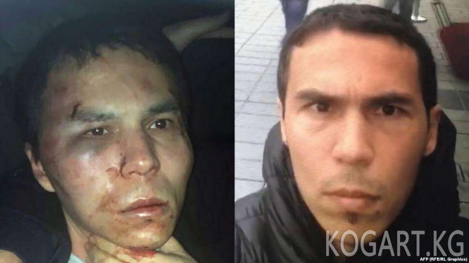 Стамбулда теракт жасоого шектелген Машарипов айыптоолорду четке...