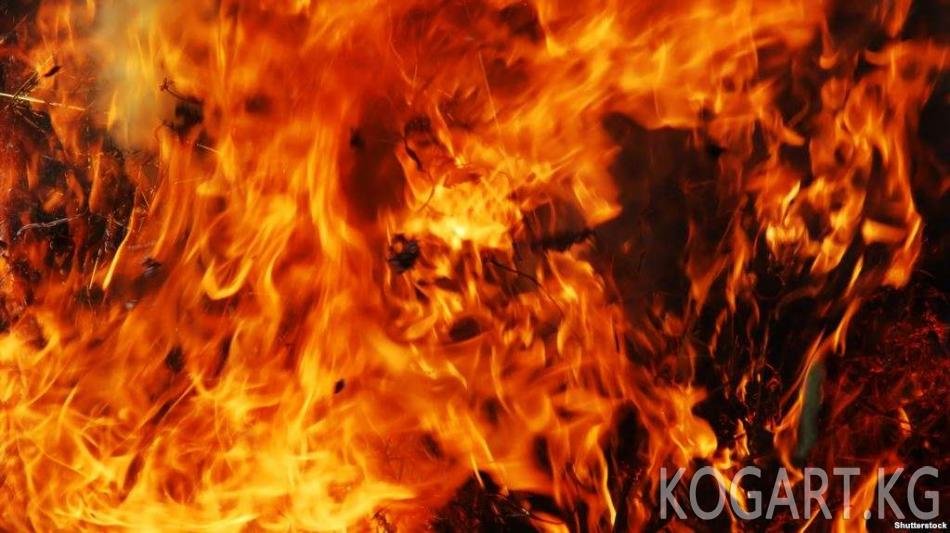 Орусиядагы заводдо чыккан өрттөн кыргыз жарандары жабыркады