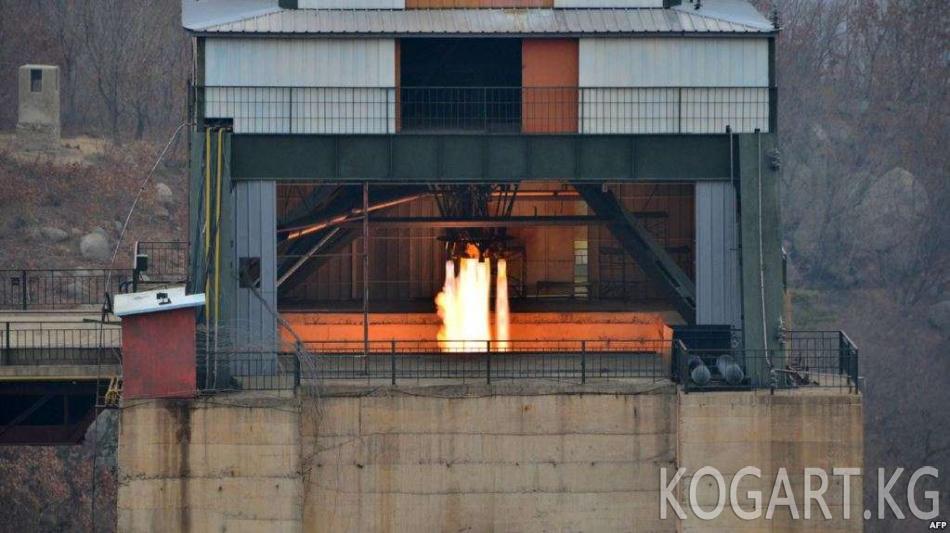 Түндүк Корея ракеталык полигонун калыбына келтирүүдө