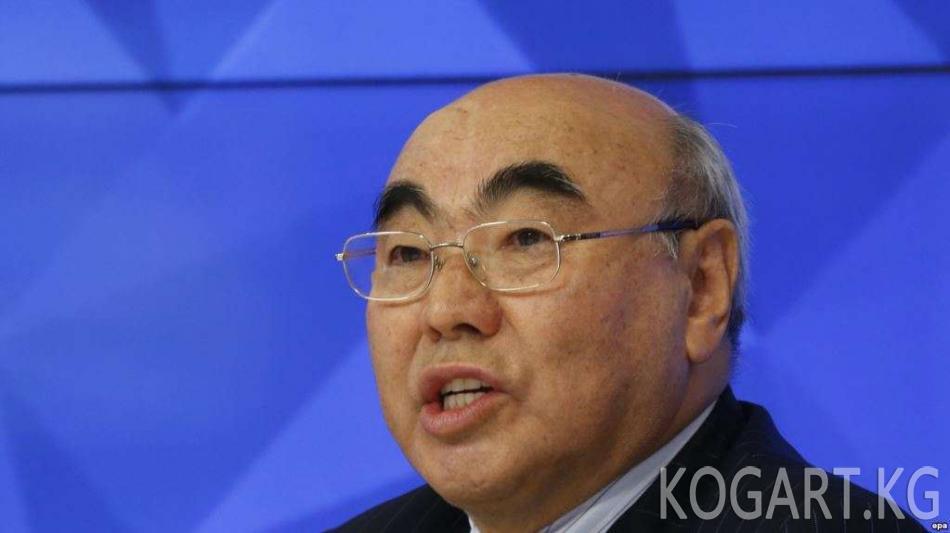 Аскар Акаев: Кыргызстанга келүүгө формалдуу тоскоолдуктар жок