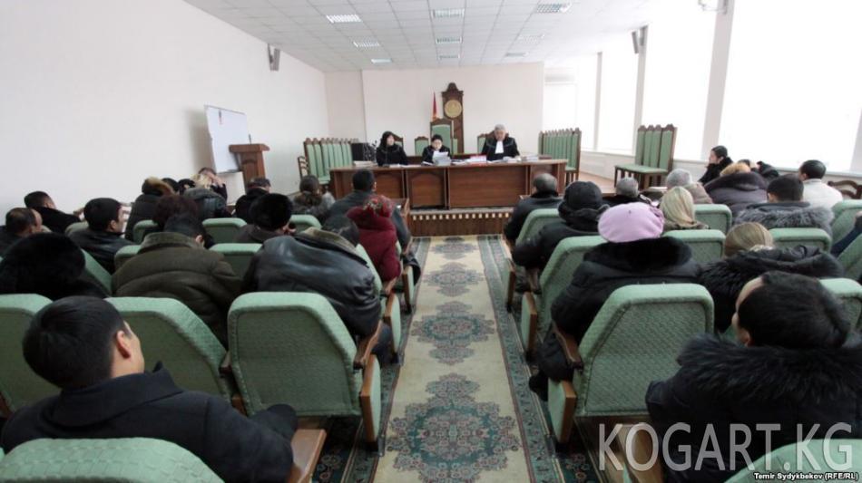 Судья Эрнис Чоткараев жүздөгөн административдик ишти атайлап жок...