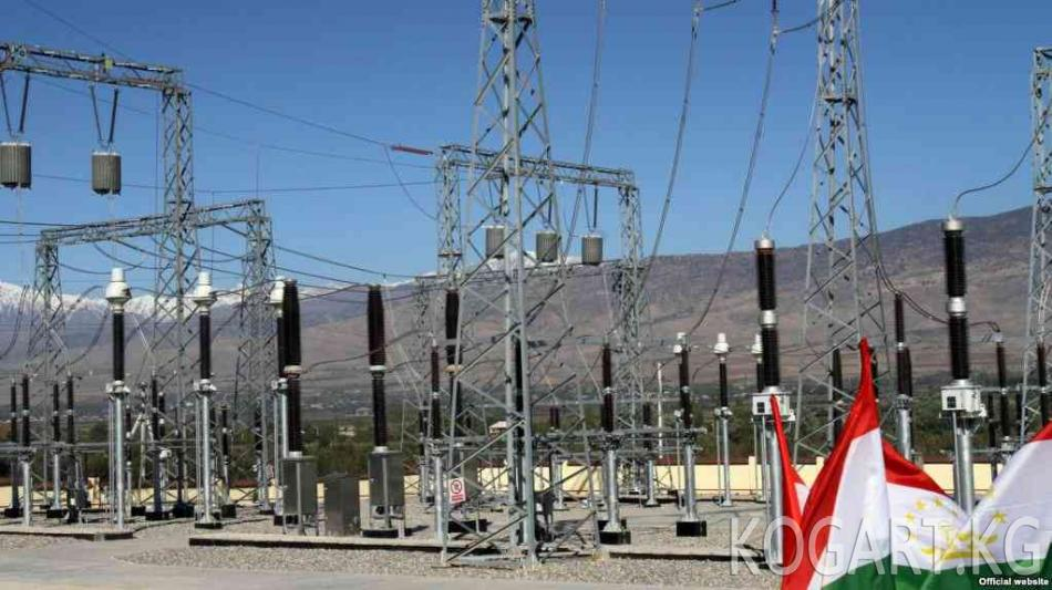 Тажикстандын аймактарында электр жарыгы өчүрүлүүдө