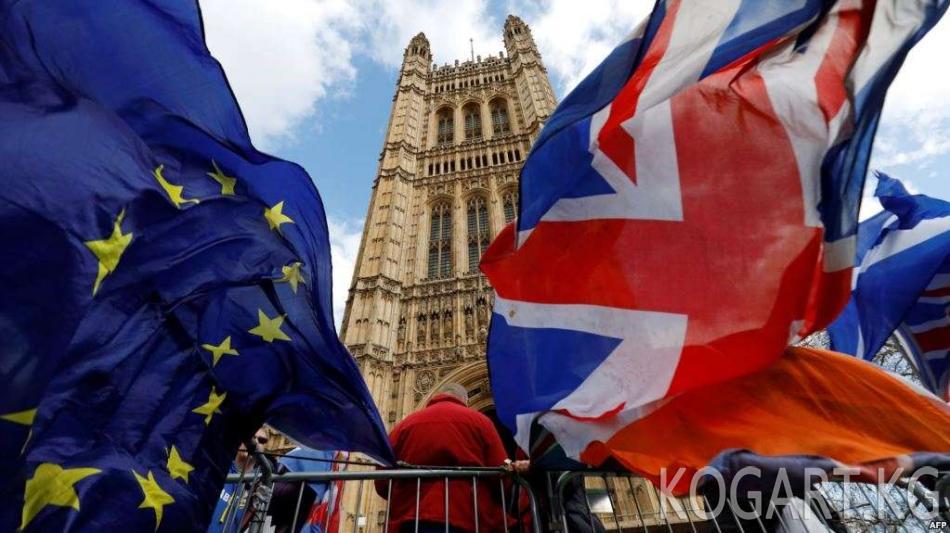Британ парламенти брекзитти жылдыруу үчүн добуш беришти 2 часа(-ов) назад