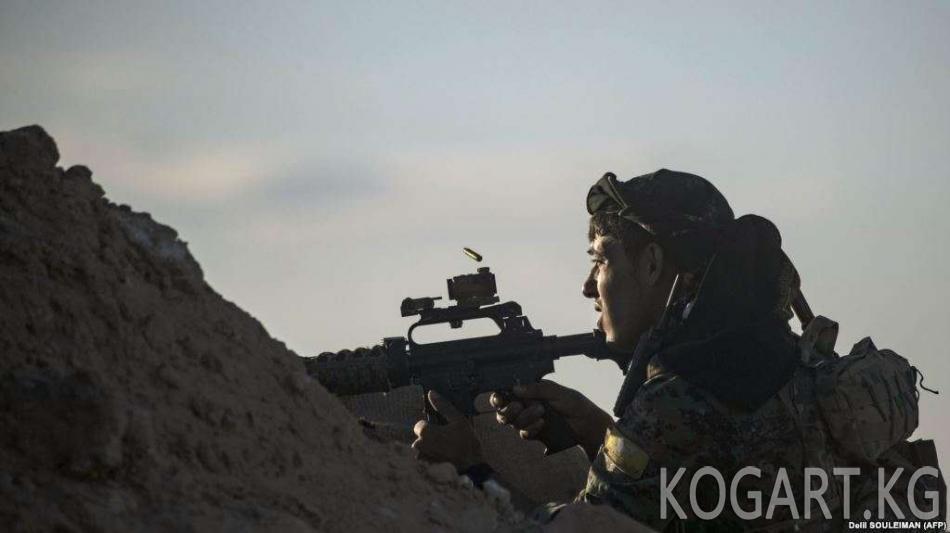 Сириянын чыгышындагы ИМ террордук тобунун акыркы чеби кулады