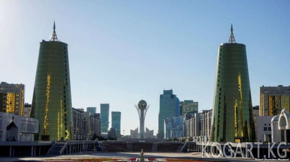 Астананы Нур-Султан кылып өзгөртүүгө 125 миллион доллар жумшалышы...