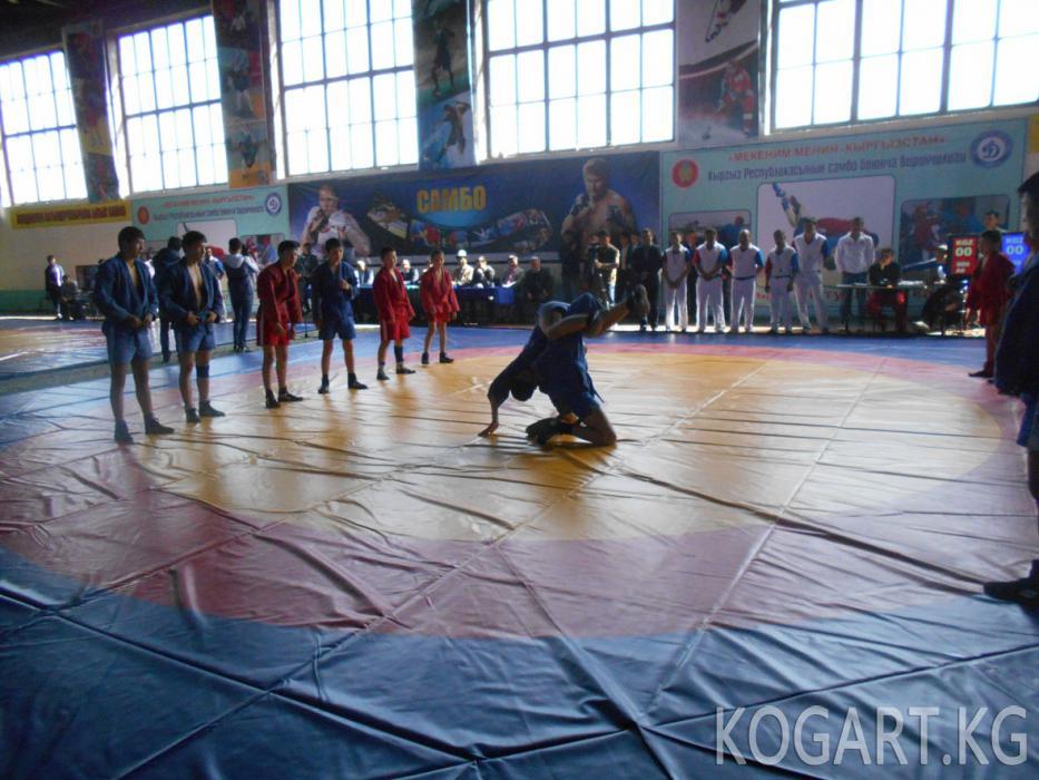 Жалал-Абаддык спортчулар Азия чемпионатына жолдомо алышты