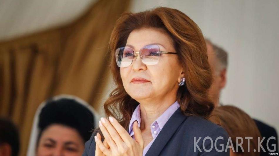 Дарига Назарбаеванын президенттик шайлоого катышуу планы жок