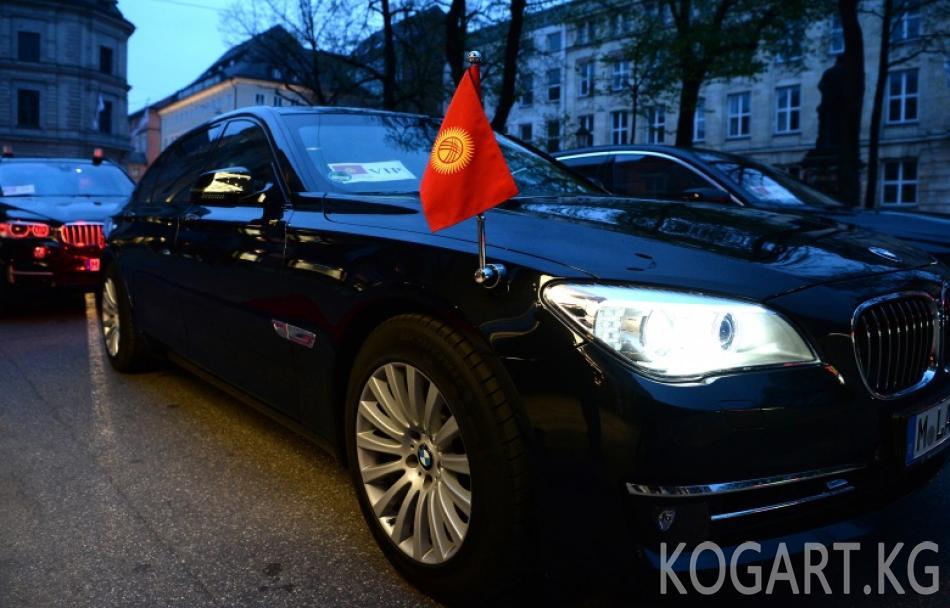 Президент Жээнбеков Германияга иш сапар менен барды