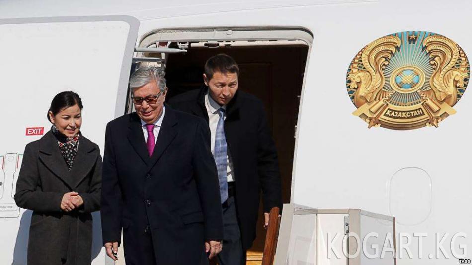 Өзбекстан менен Казакстан соода жүгүртүү көлөмүн 5 миллиард долларга...