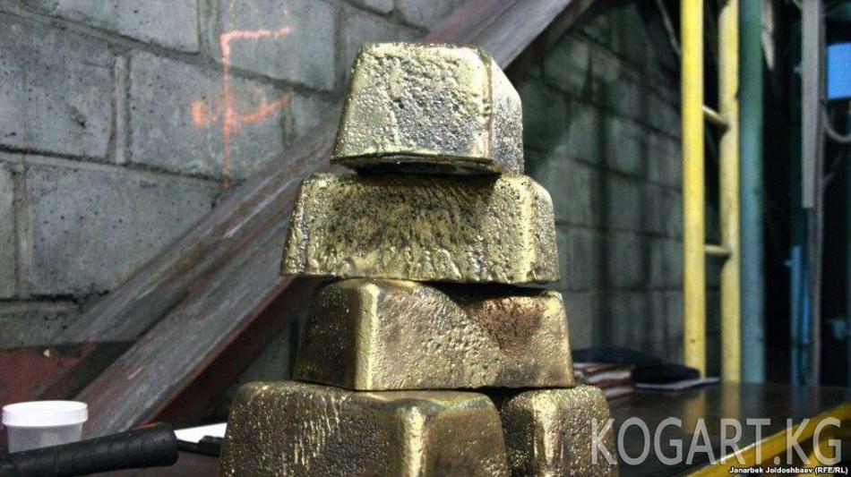 Зергерлер өндүрүлгөн алтындын бир бөлүгүн өлкөдө калтырууга...