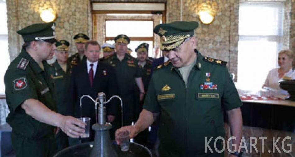 Орусия өлкөнүн батышына 10 миң аскер жөнөтөт