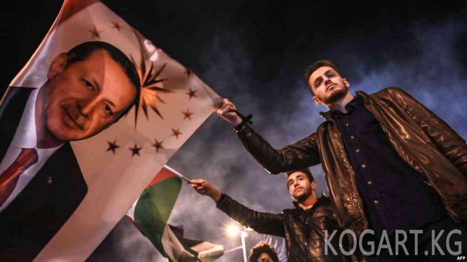 Эрдогандын партиясы Стамбулда кайра шайлоо өткөрүүнү талап кылды