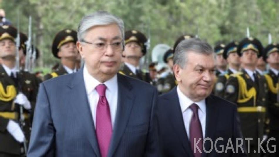 Казакстан президенти Өзбекстанга туристтик кластер түзүүнү сунуштады