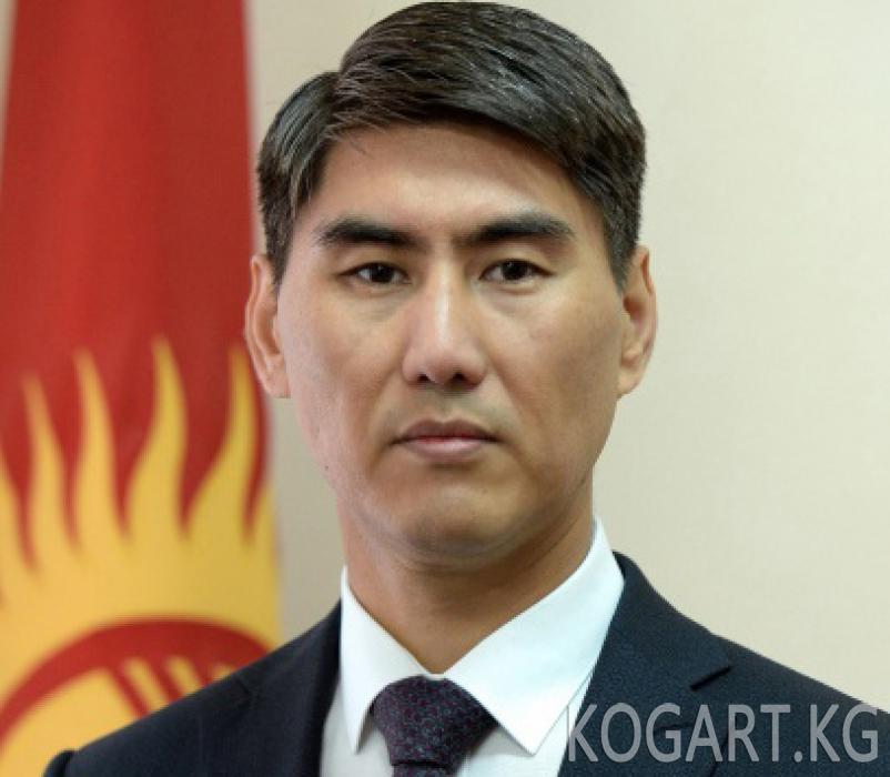 Чыңгыз Айдарбеков Кыргыз Республикасынын тышкы иштер министри болуп...
