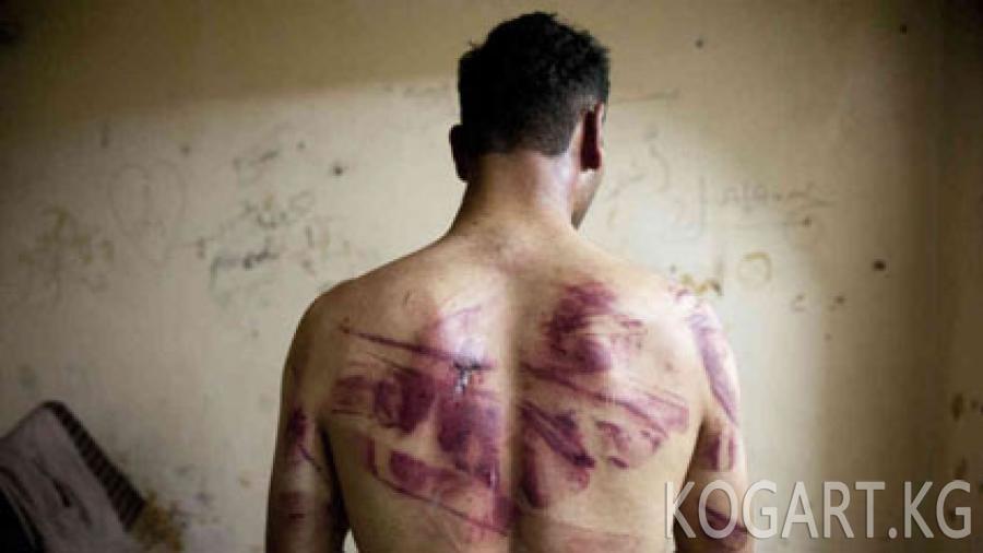 Amnesty International: Сирия түрмөлөрүндө күндө 10 адам өлөт