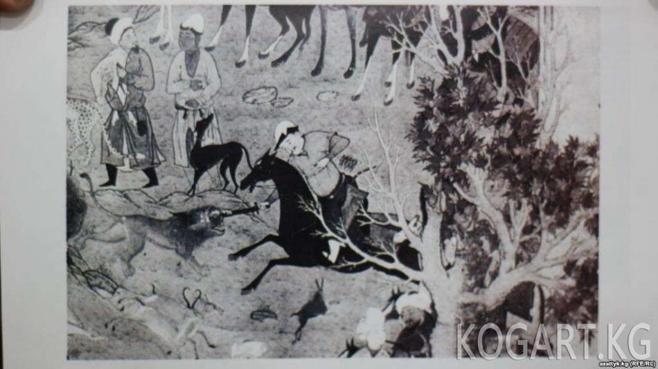 Кытай архивдеринен табылган маалымат кыргыз тарыхын 8 кылымга арбытты