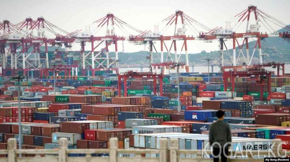 Кытай жооп катары америкалык товарларга бажы төлөмүн көбөйттү