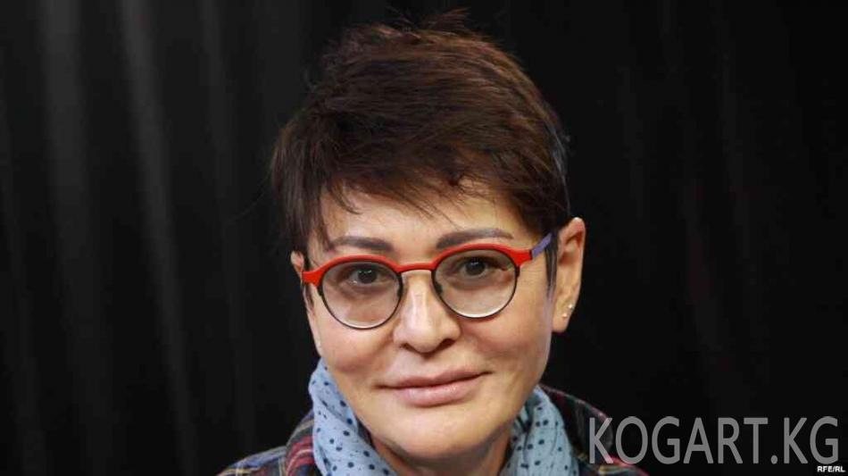Регнум: Ирина Хакамаданын Ташкентте лекция окуусуна тыюу салынды