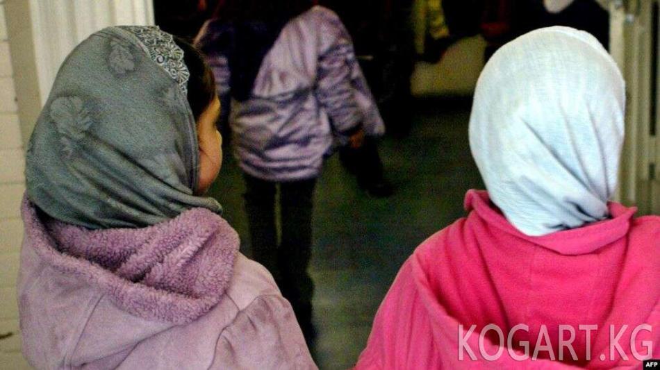Австрия башталгыч мектептерде хиджап кийүүгө тыюу салды