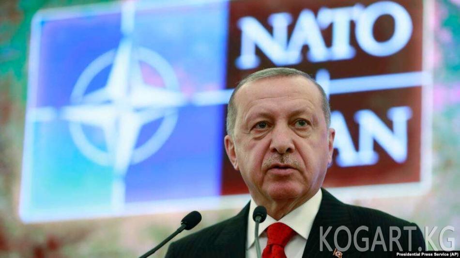 Эрдоган: Түркия менен Орусия биргелешип абадан коргонуу системасын өндүрө...