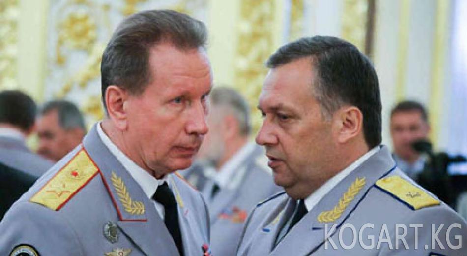 Орусияда Улуттук гвардия түзүлдү
