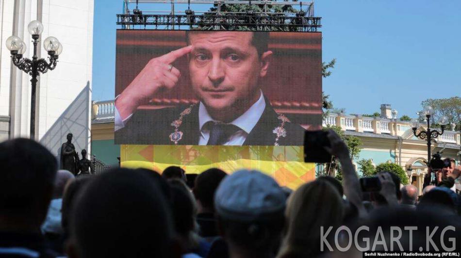 Украинада парламенттик шайлоо 21-июлда өтөт