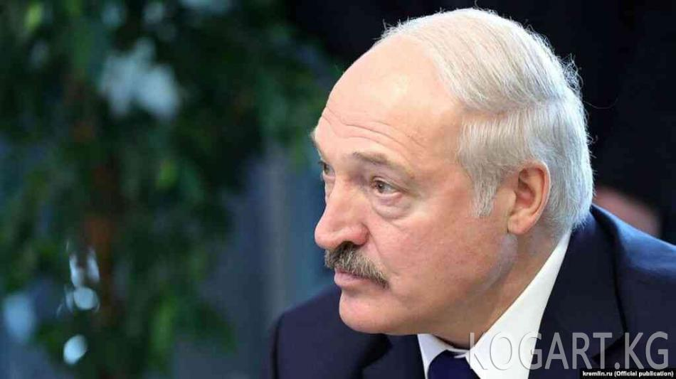 Лукашенко Казакстандан Беларуска мунай жеткирүүнү сунуштады