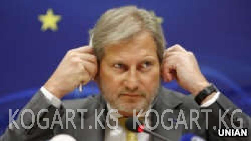 ЕБ Украина жана Грузия менен визасыз алаканы колдойт