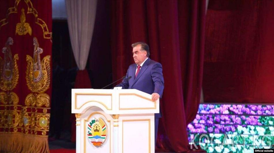 Азия саммити өткөн күндөрү Душанбедеги окуу жайлар жана негизги көчөлөр жабык болот