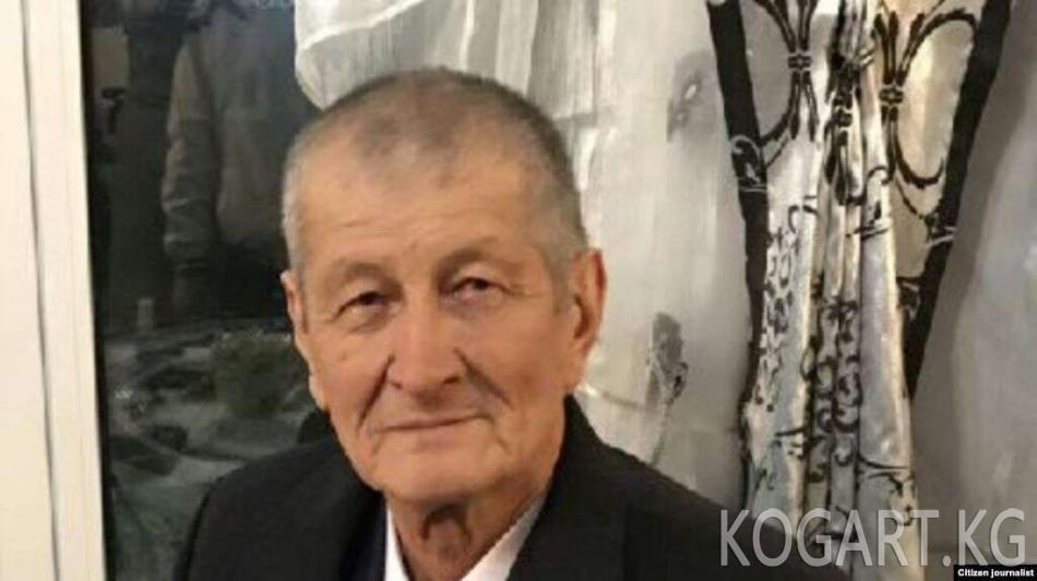 Өзбекстанда 23 жыл абакта отуруп чыккан саясий туткун өзүн актоону...