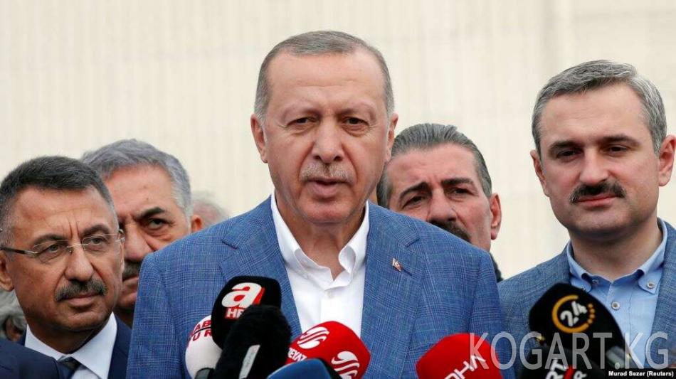 Эрдоган: Орусиянын С-400 комплекстери Түркияга июлда жеткириле баштайт