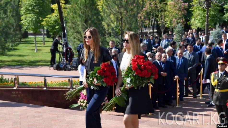 Гүлнара Каримованын кызы өзбек бийлигине кайрылды