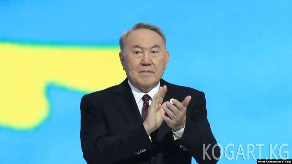 Назарбаевдин айланасындагы аткаминерлерге аэропорттордун...