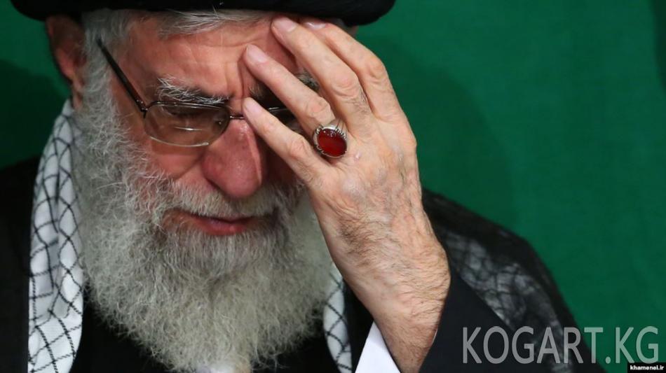АКШ Ирандын лидерине каршы санкция киргизет