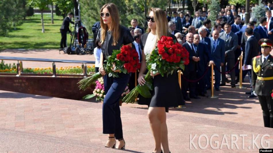 Каримованын кызы Швейцариядан 133 миллион долларды кайтаруу токтотулганын билдирди