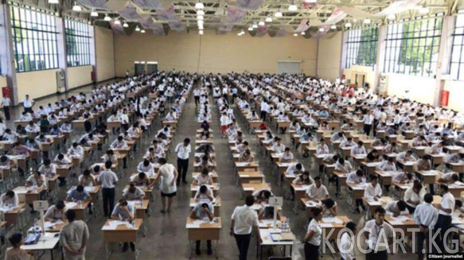 Өзбекстанда 80 жаштагы пенсионер жогорку окуу жайына документ тапшырды