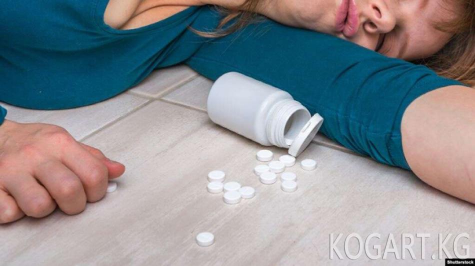 Иликтөө: Борбор Азияда Казакстан өз жанын кыюу боюнча биринчи орунда турат