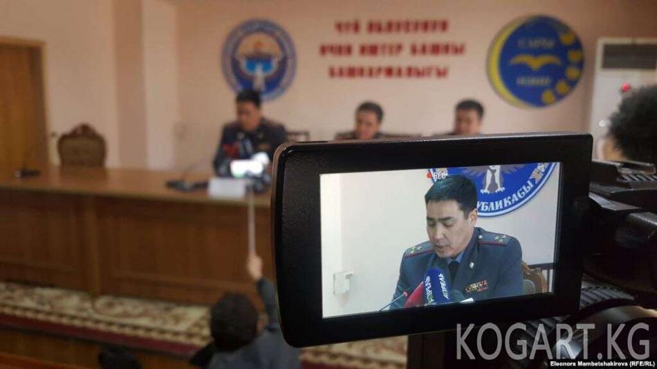 Чүй милициясынын башчысы Курманкуловго кайрадан операция жасалат