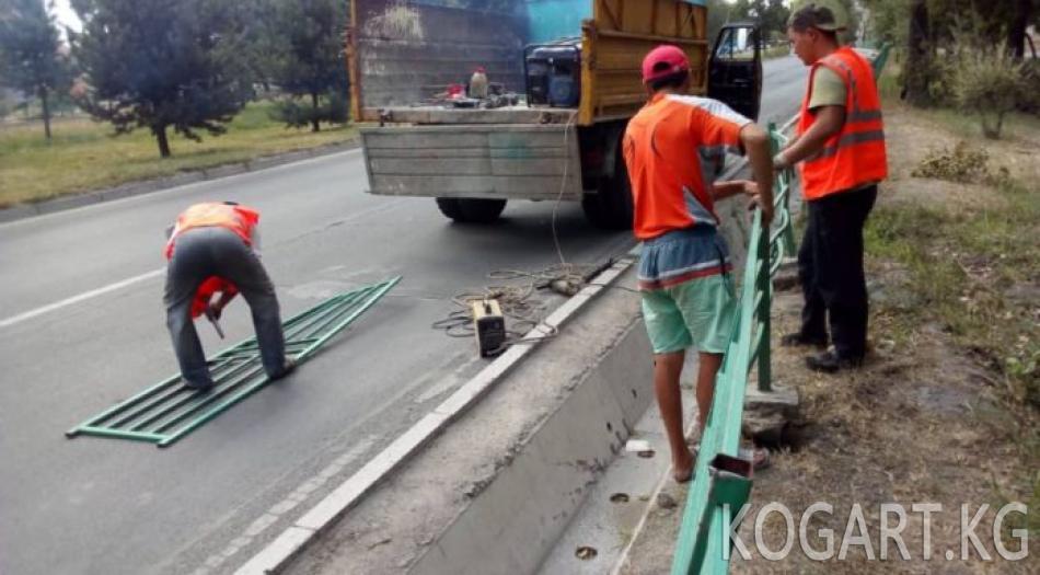 Кой-Таш окуясы: Бишкек мэриясы эки миллион сомдук чыгымга учурады