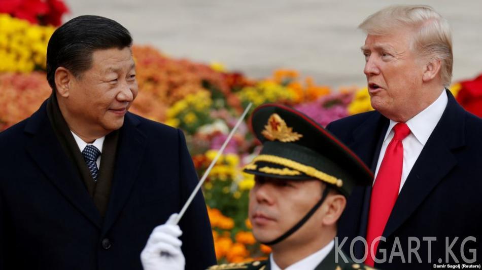 Трамп Си Цзиньпинге Гонконгдогу кризисти талкуулоону сунуштады
