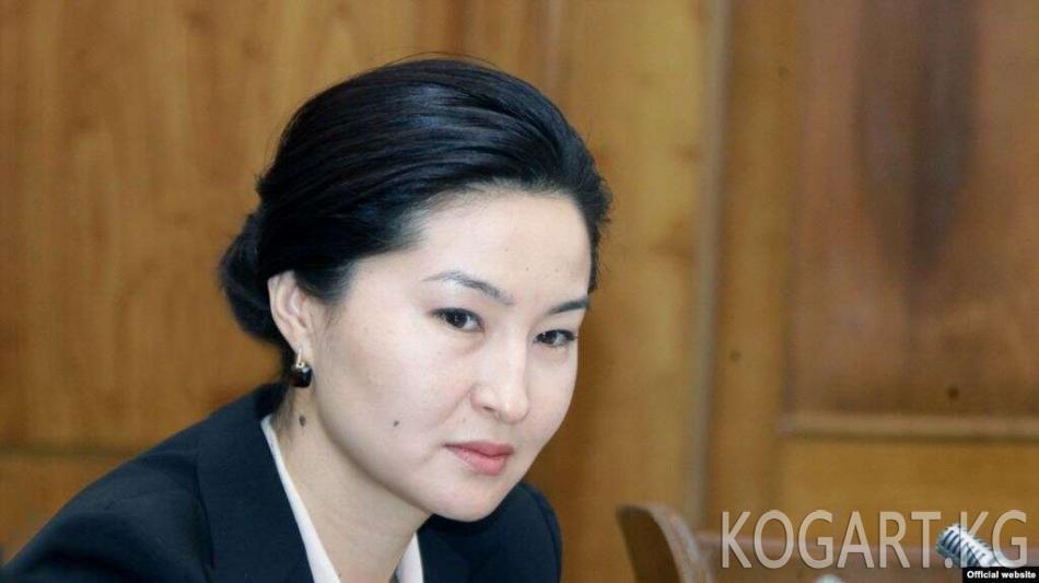 Мурдагы башкы прокурор Индира Жолдубаевага иш козголуп, үй камагына...