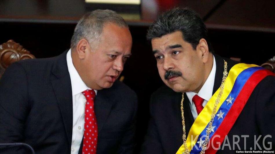 Wall Street Journal: АКШ менен Венесуэла бийлиги жашыруун сүйлөшүүлөрдү...
