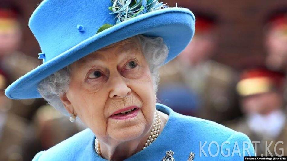Британ ханышасы Брекзит алдында парламенттин ишин токтотту