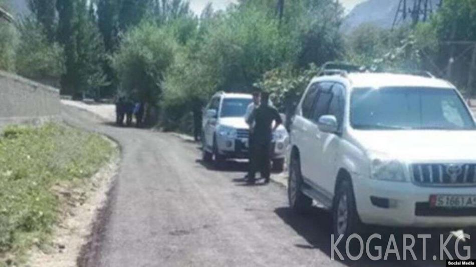 Чек ара кызматы: кыргыз-тажик чек арасында абал туруктуу