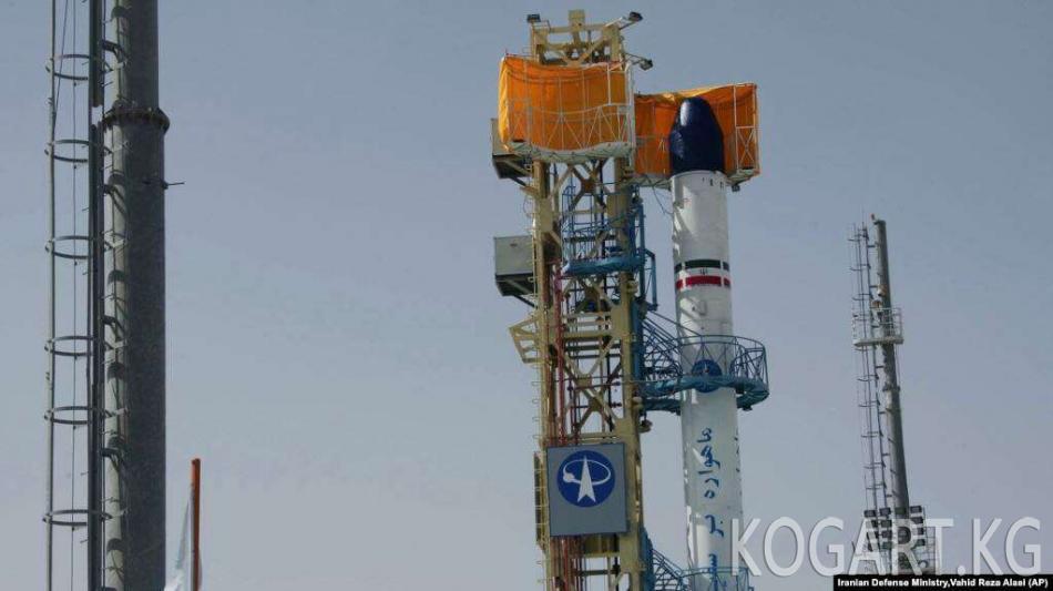 АКШ Ирандын космос агенттигине санкция киргизди