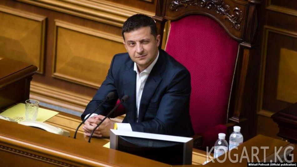 Жогорку Рада президенттин импичменти тууралуу мыйзам долбоорун кабыл...