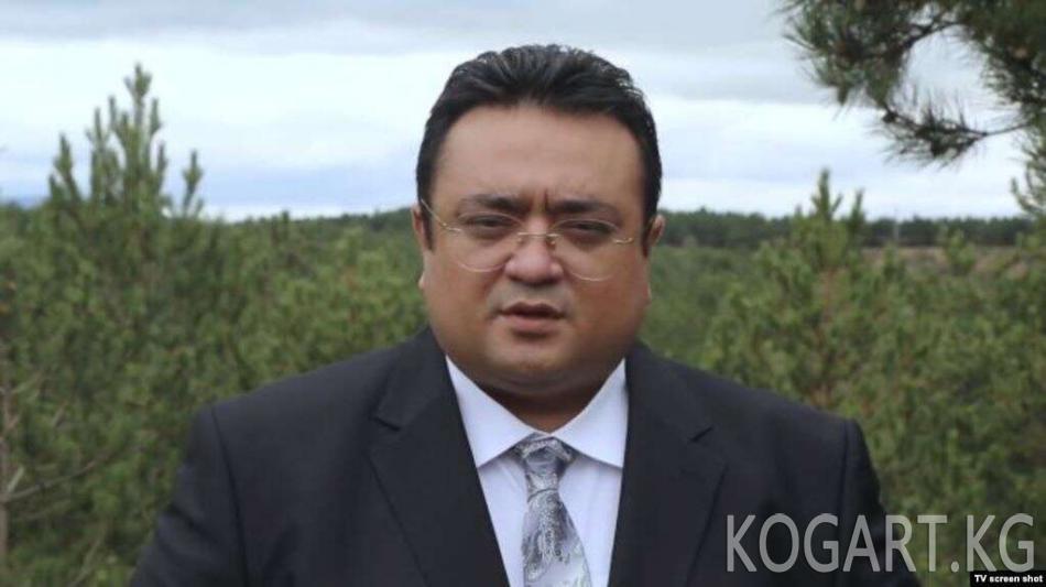 Өзбекстанда Көз карандысыз ЖМКлар фондунун мурдагы башчысы...